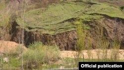 Кыргызстанда быйыл жаан-чачын көп жааганына байланыштуу жер көчкүлөр байма-бай кайталанууда.