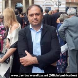 Давид Сакварелидзе, режиссер