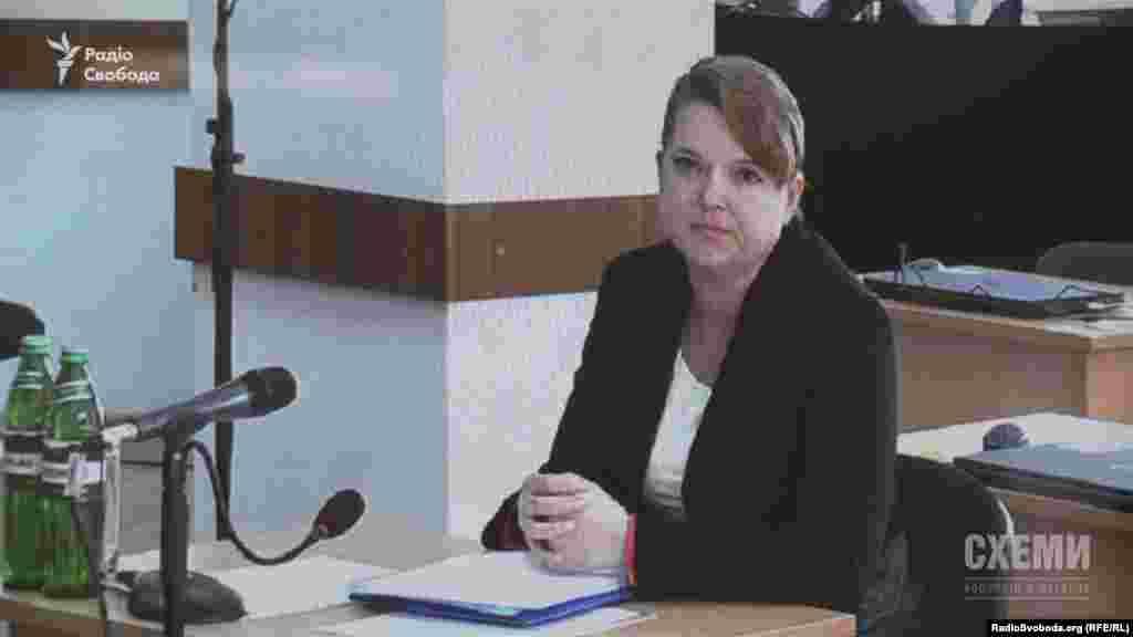 Суддя Ганна Трубнікова (Щипачова) (Трубнікова (Щипачова) Ганна Євгенівна, Луганський окружний адміністративний суд)