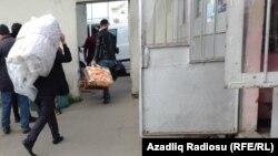 İrandan paltaryuyan maşın alan kişi