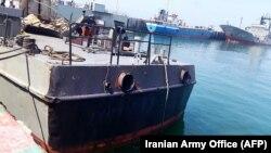 شناور کنارک در مهر ۱۳۹۷ به گفته ارتش ایران بهروزرسانی شده و دوباره به نیروی دریایی پیوسته بود