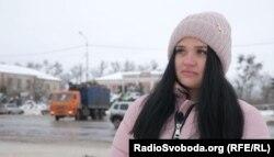 Анастасія Костоглодова, жителька міста Шебекіно