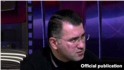 «Ժառանգություն» կուսակցության փոխնախագահ Արմեն Մարտիրոսյանը, արխիվ: