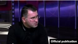 Заместитель председателя партии «Наследие» Армен Мартиросян (архив)