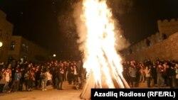 Bakıda Novruz bayramı