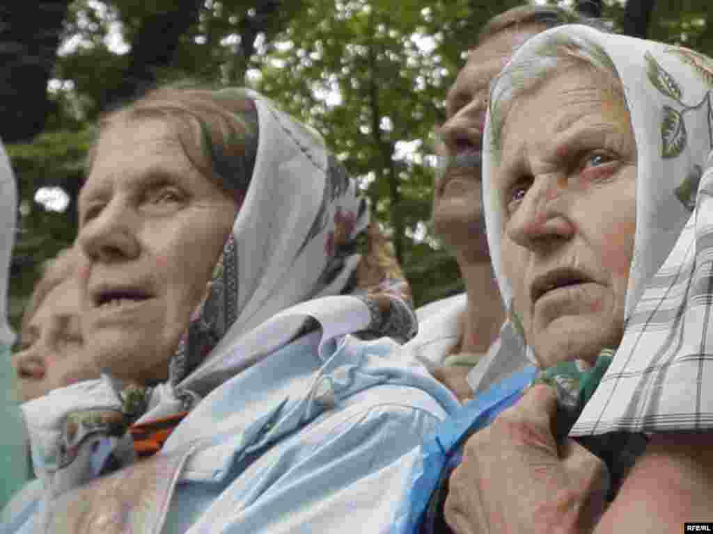 Russian Patriarch Kirill In Ukraine #3