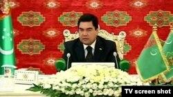Թուրքմենստանի նախագահ Գուրբանգուլի Բերդիմուխամեդով, արխիվ