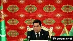 Туркманистон Президенти Қурбонқули Бердимуҳаммедов