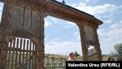 Ziua Eroilor la Cimitirul militar de la Țiganca