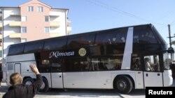 Albanci s juga Srbije odlaze u potrazi za azilom u EU, Preševo, oktobar 2012.
