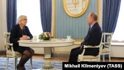 Грани Времени. К Путину - за ярлыком на Францию?