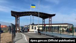 КПВВ «Каланчак» на адмінкордоні між Кримом і Херсонщиною