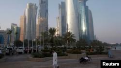 Доха, Катар, 15 јуни, 2017.