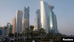 Доха шаары, 15-июнь, 2017-жыл.