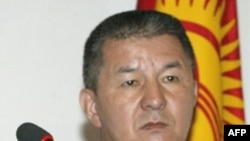 Kyrgyzstan -- Ismail Isakov, former Defense Minister and Security Council Secretary, 05Jun2007