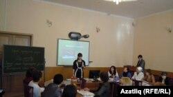 Татар теле һәм әдәбияты укытучылары остаханәсе