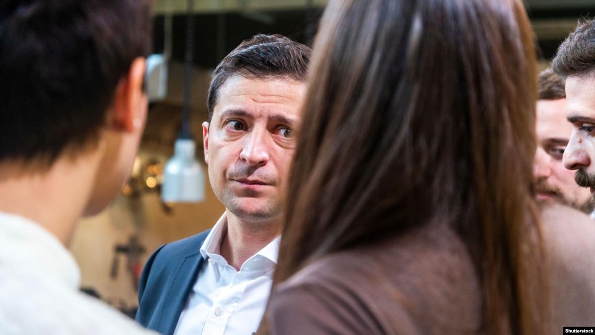 Зеленский предлагает законодательно урегулировать «стандарты новостей»
