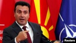 Zoran Zaev, premijer Sjeverne Makedonije