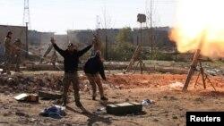 Иракские силы быстрого реагирования в районе Вахда в восточной части Мосула, 6 января 2017 года.