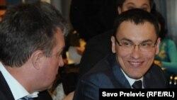 Aleksej Kuznjecov na sjednici skupštinske Komisije za kontrolu procesa privatizacije, 12. mart 2012.