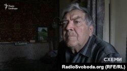 Батько прокурора Костянтина Моргуна Іван запросив журналістів «Схем» до свого скромного помешкання