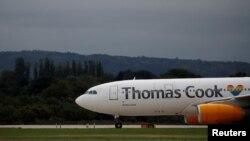 شرکت توماس کوک از طریق تامین هتل، مراکز گردشگری و پرواز سالانه به ۱۹ میلیون مسافر در ۱۶ کشور خدمات مسافرتی میداد.