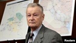 Збігнев Бжезинський, колишній радник президента США з питань національної безпеки