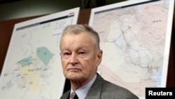 مستشار الامن القومي الاميركي السابق بريجنسكي