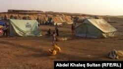 نازحون سوريون في دهوك