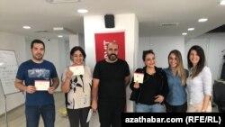 Türkiyədə miqrantlar, arxiv fotosu