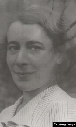 С.К. Островская. Около 1940 г.