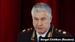 ولادیمیر کولوکولتسف وزیر داخله روسیه