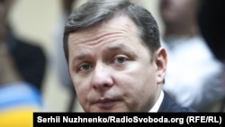 Лідер Радикальної партії та кандидат у президенти України Олег Ляшко
