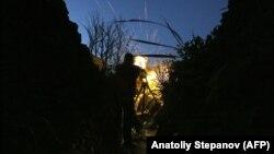 За даними штабу ООС, за минулу добу бойовики 39 разів відкривали вогонь по позиціях Збройних сил України