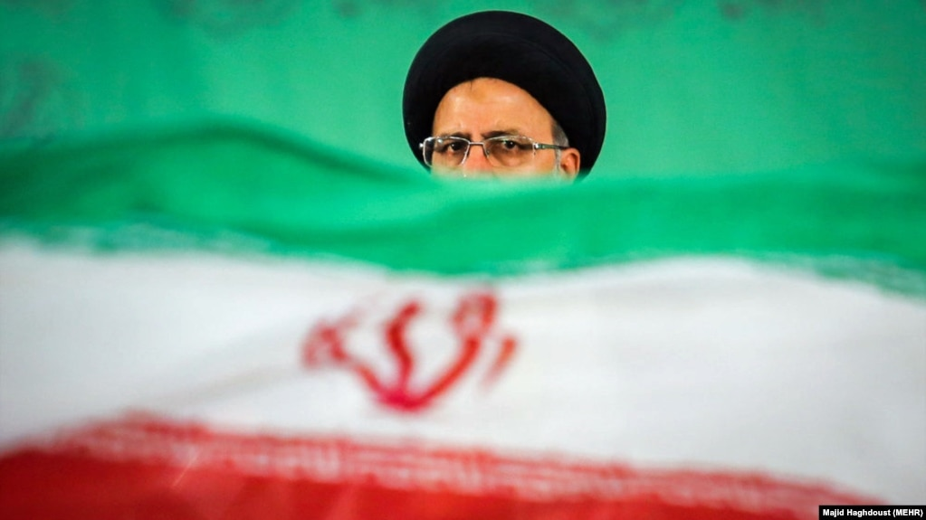 Iranian presidential candidate Ebrahim Raisi (above) has tried to taint incumbent President Hassan Rohani with allegations of corruption.