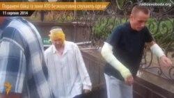 Дніпропетровські волонтери опікуються бійцями з АТО, які лікуються в опіковому центрі