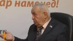 Гуфтугӯ бо Шодӣ Шабдолов