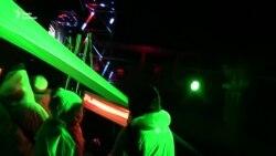 У Чорнобильській зоні відкрили «нічний клуб» – відео