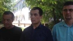 Мати й адвокат «кримського диверсанта» Сулейманова про його вирок