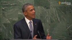 Путін і Обама представили свої версії подій в Сирії та Україні (відео-цитати)