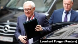 Russian deputy Foreign Minister Sergei Ryabkov is leading his country's delegation at the talks. (file photo)