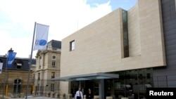 Седиштето на Организацијата за економска соработка и развој (ОЕЦД) во Париз
