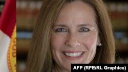 ایمی برت در سال ۲۰۱۷ از سوی دونالد ترامپ به عنوان قاضی فدرال دادگاه تجدید نظر فدرال منطقه هفت منصوب شد.