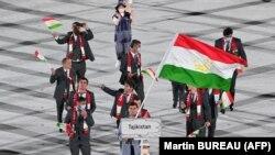 Олимпийцы Таджикистана