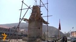 Memorial për gruan afgane që e vrau turma