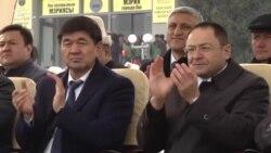 Делегация Узбекистана в Оше
