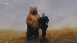 Putin - xalçadan tutmuş şirniyyata qədər hər yerdə