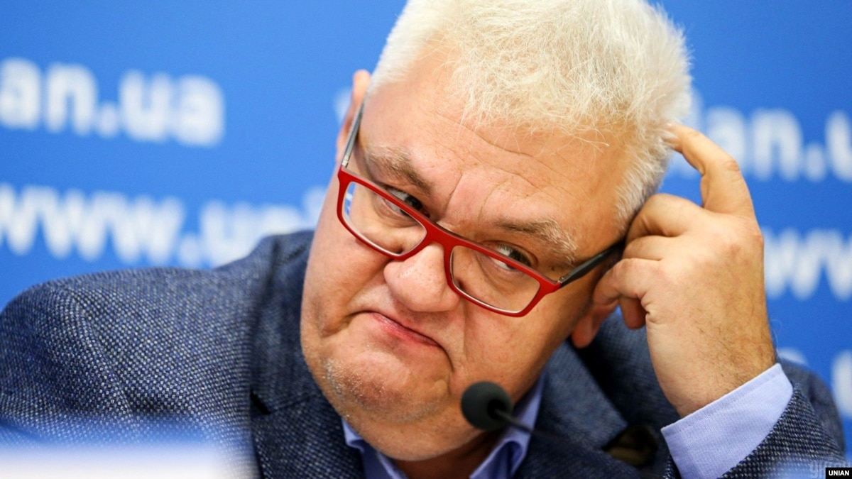 «Сергей Сивохо €? не наивный юноша» €? Виталий Портников о «фактическое содействие Путину»