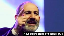 Prim-ministrul Armeniei Nikol Pașinian