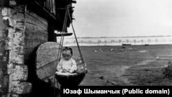 Юзаф Шыманчык, Беларускае Палесьсе, 1930-я гады